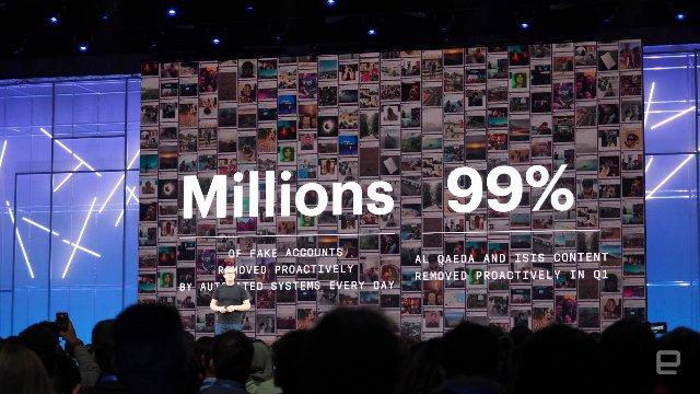 Facebook: ИИ защитит вас