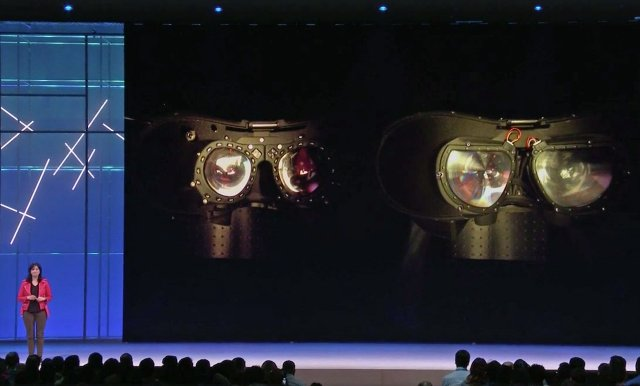 Прототип Oculus использует движущиеся линзы для более четкого фокусирования