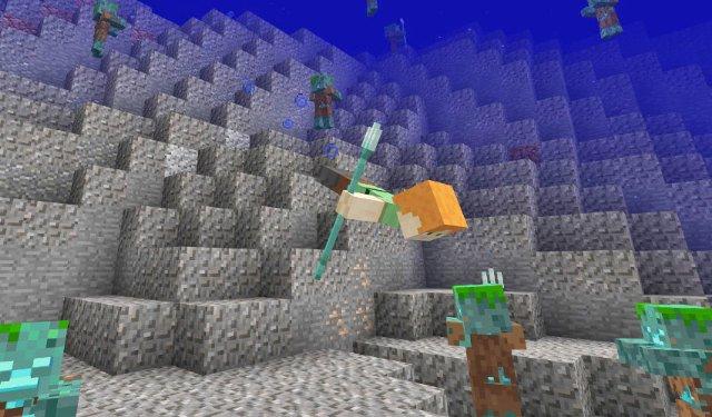Обновление «Minecraft» станет последним для старых консолей