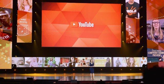 YouTube ежемесячно получает 1,8 миллиарда зарегистрированных пользователей