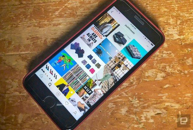 Покупки в Instagram скоро станут еще проще