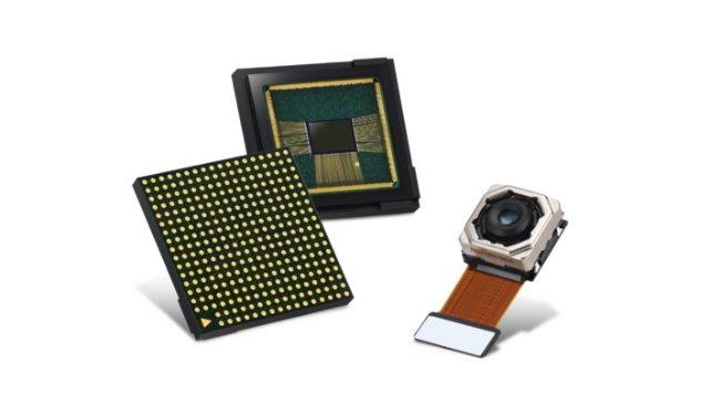 Новый сенсор камеры Samsung отлично сочетается с телефонами, помимо Galaxy S