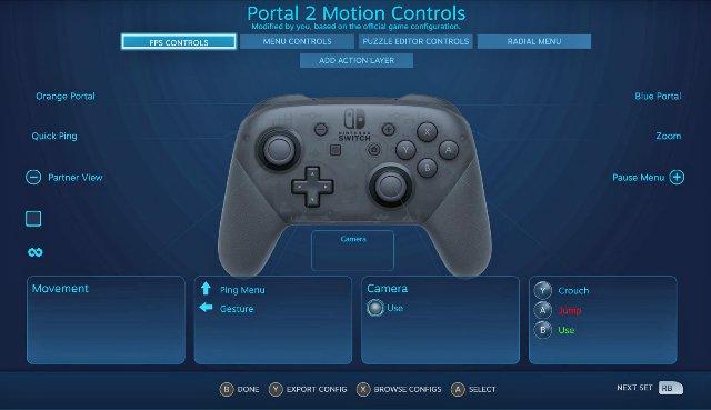 Steam добавляет поддержку контроллера Nintendo Switch Pro