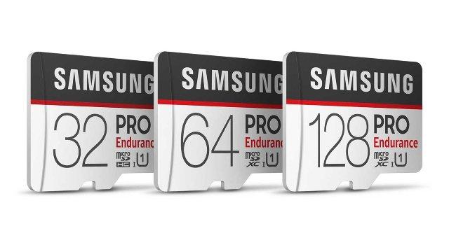 Samsung выпускает новые microSD карты