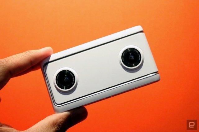 Последнее приложение Google легко передает видеоролик VR180 на ваш телефон