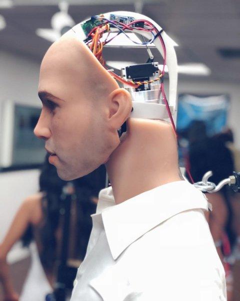 У секс-робота Генри появилось много поклонниц
