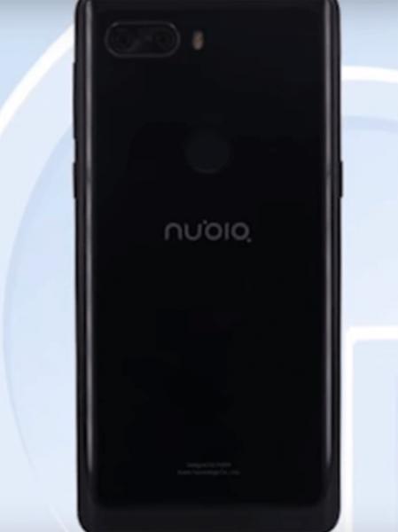 Nubia Z18 в тесте AnTuTu обошел по производительности современные флагманы