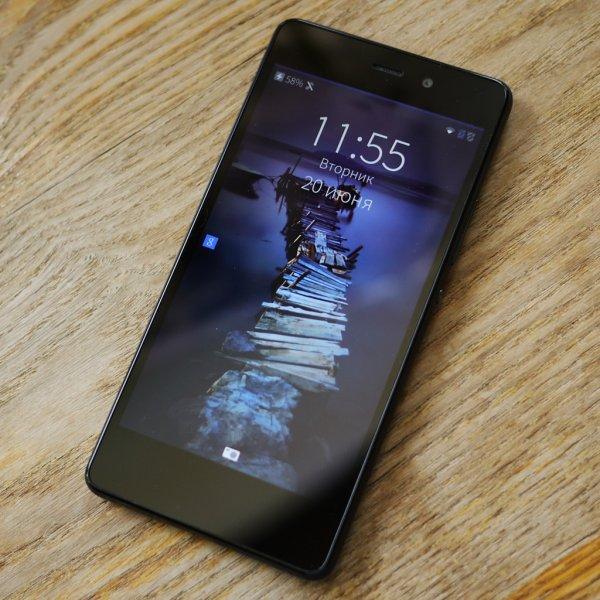 Российский смартфон на базе Android продают дешевле трех тысяч рублей