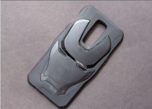 В Сети появились фото нового смартфона One Plus 6 Avengers в стиле «Мстителей»