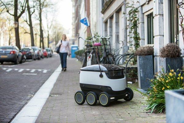 Инженеры из Норвегии представили робота, способного обучаться на своих ошибках