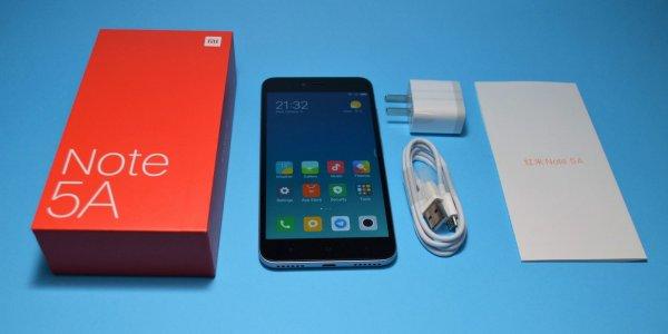 Смартфон Xiaomi Redmi Note 5A в салонах «Магафон» отдают практически бесплатно