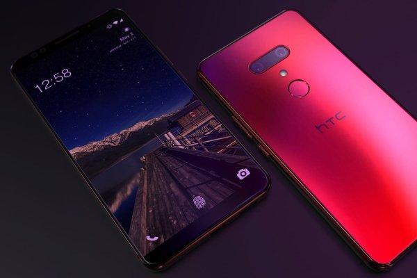 В HTC продемонстрировали новый смартфон U12+