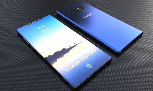 Инновационный Samsung Galaxy Note9 с Exynos 9810 «засветился» в Geekbench