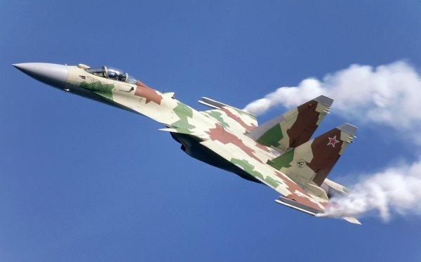 National Interest сравнил боеспособность истребителей Су-35 и Су-57