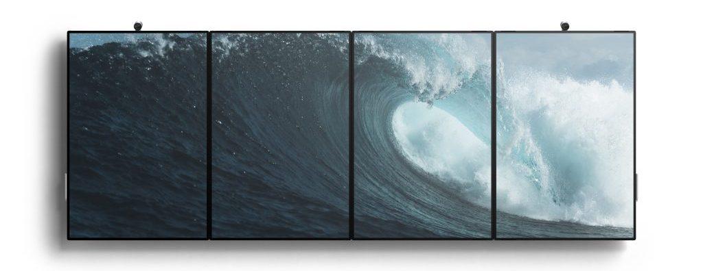 Microsoft Surface Hub 2 — огромный экран с виндой на стену, дайте два!