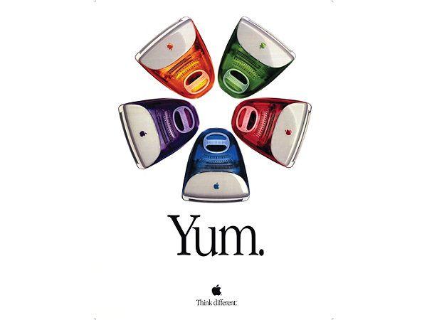 Юбилей! 20 лет назад показали первый iMac
