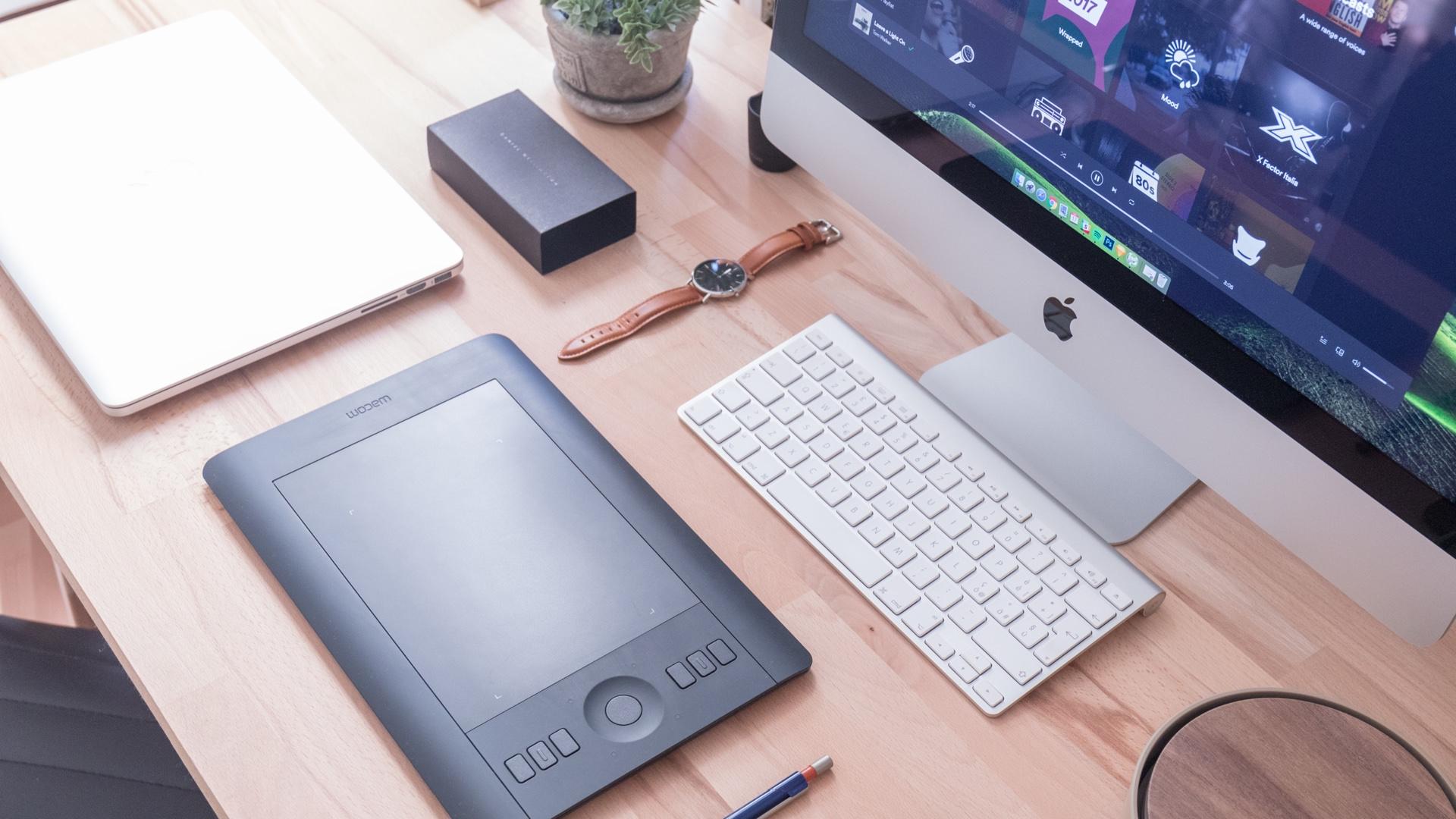Красивая жизнь с Apple iMac