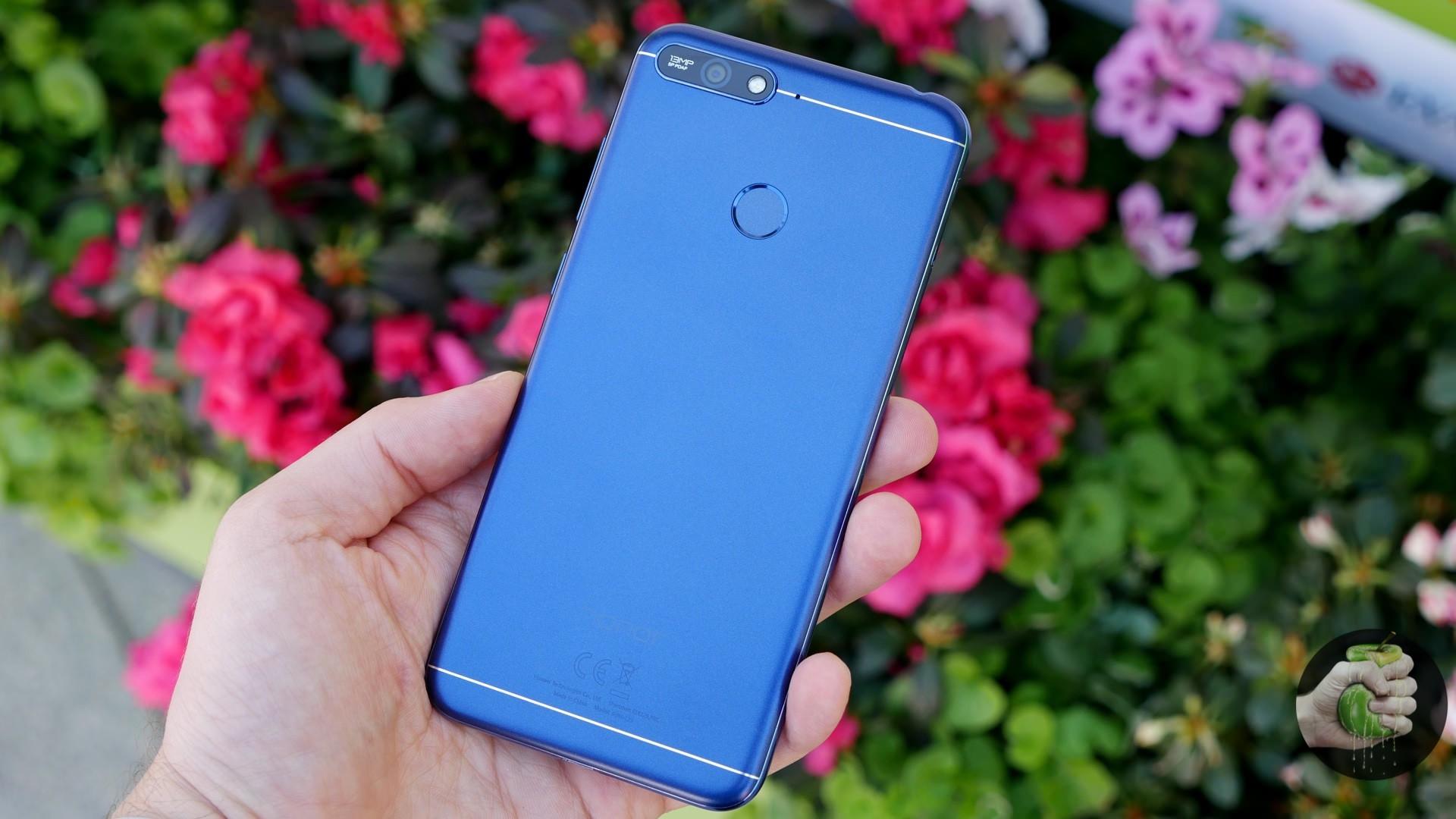 Обзор Honor 7A Pro: отличный бюджетный смартфон