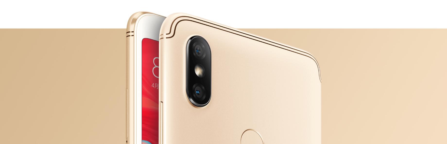 Новенький Xiaomi Redmi S2: всё для селфи
