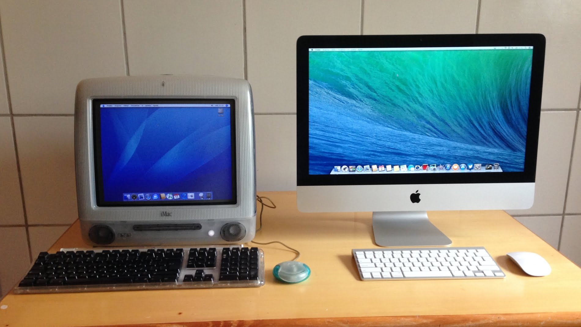 Мой юбилей iMac