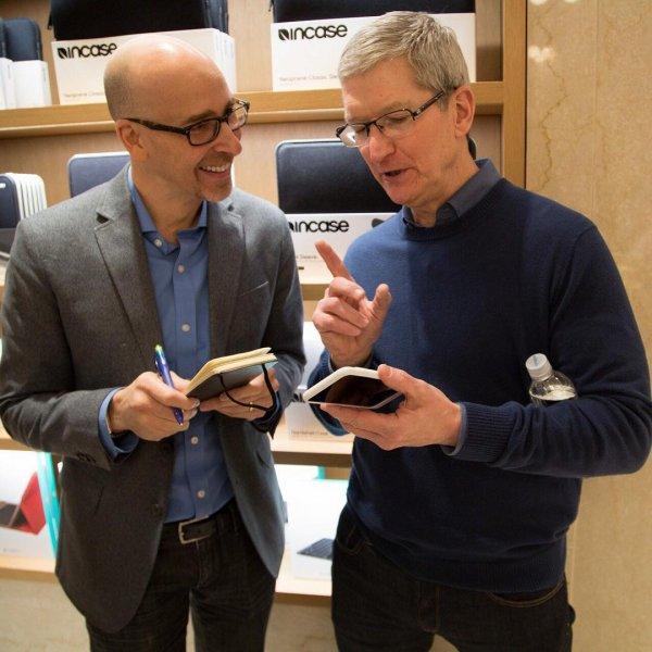 Гендиректор Apple раскрыл правду о зависимости от iPhone