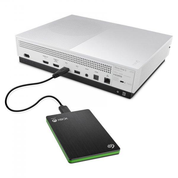 Новые возможности: SSD диск для Xbox One от Seagate выйдет с объемом до 2ТБ