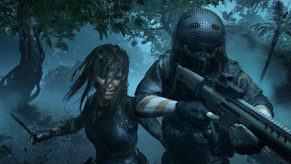 Microsoft показали сюжетный трейлер новой игры про Лару Крофт