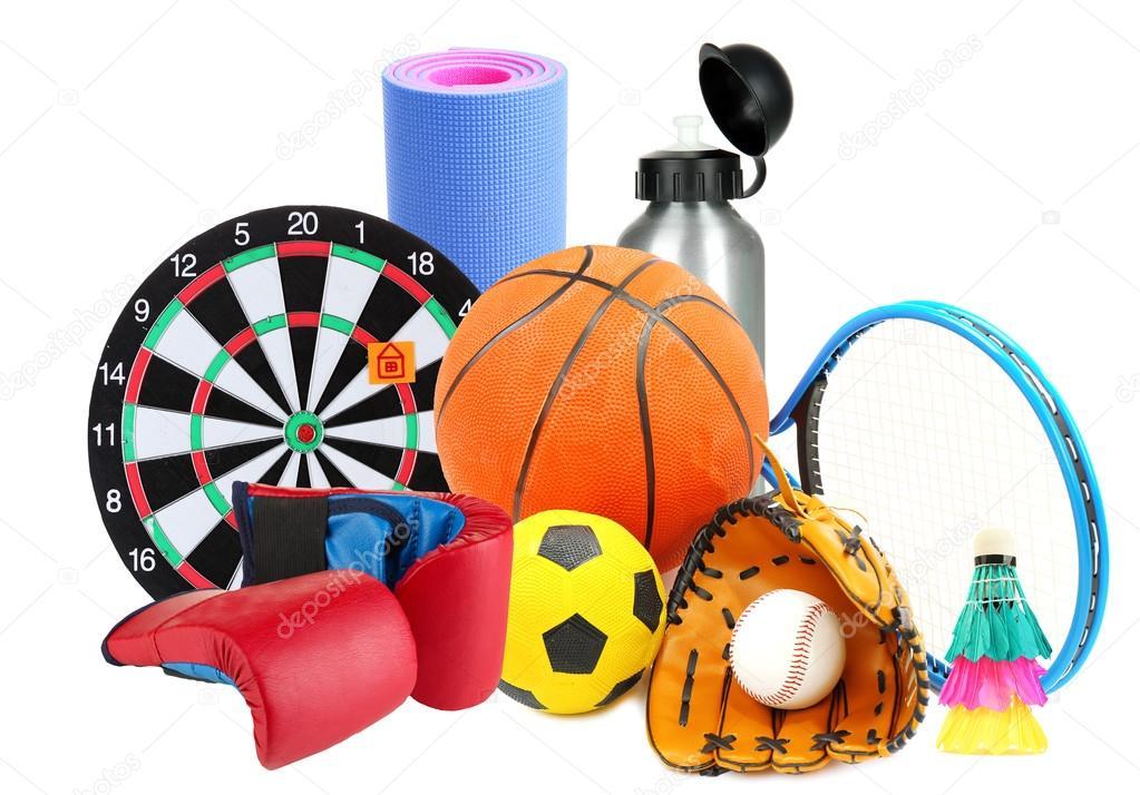 Спортивные товары для вашего хобби