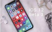 Apple выпустила iOS 12 Beta 3 для iPhone и iPad