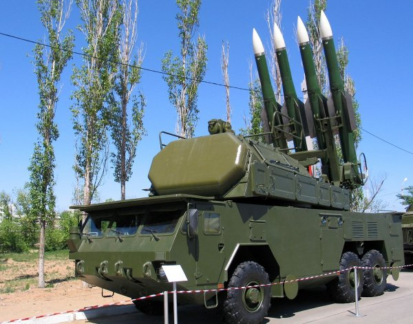 В России тестируют элементы новой системы ПВО С-500