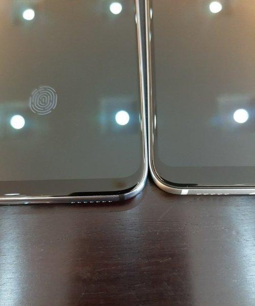 В сеть слили «живые» фото нового Meizu 16 со встроенным в экран сканером отпечатков пальцев