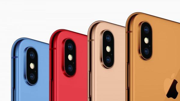 Эксперт назвал пять цветов, в которых выйдут новые iPhone