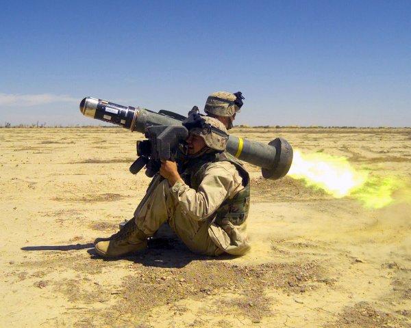 ПТРК Javelin, поставленные на Украину США, оказались неисправными