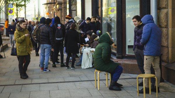 В Москве образовалась очередь за умными колонками «Яндекса»