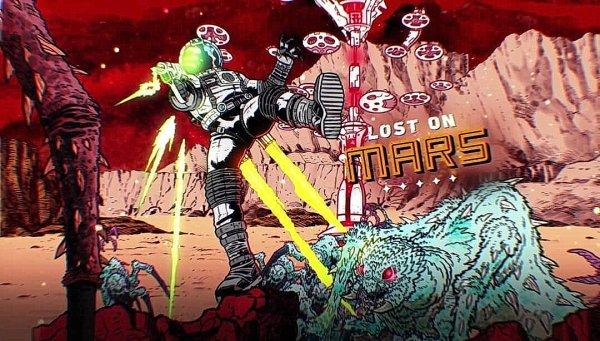 Игроки Far Cry 5 отправятся на Марс в середине июля