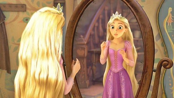 Disney научилась реалистично управлять волосами персонажей