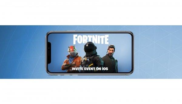 Мечта спортсменов: 24 июля выходит Fortnite Mobile для Android