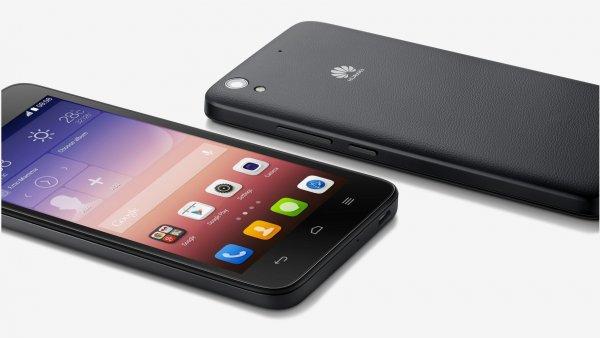 Huawei добровольно продырявит дисплей нового флагмана ради камеры