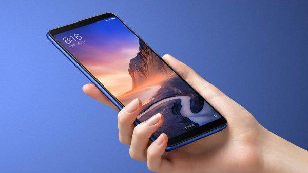 Новый Xiaomi Mi Max 3 мог бы затмить Samsung и Apple