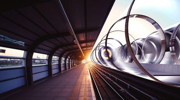 Разработчики разогнали капсулу Hyperloop до 466 км/ч