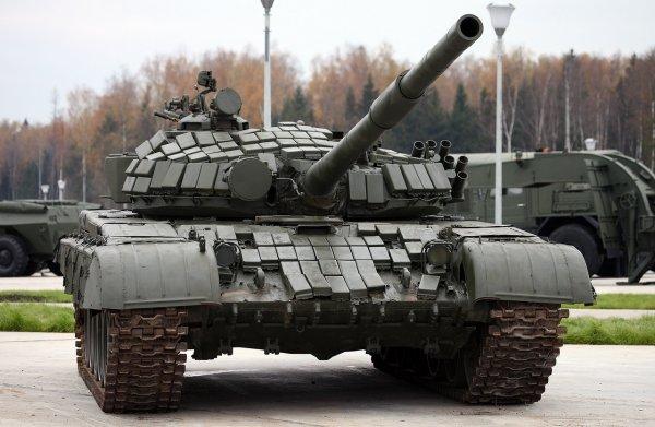 Представлена новая версия модернизации T-72