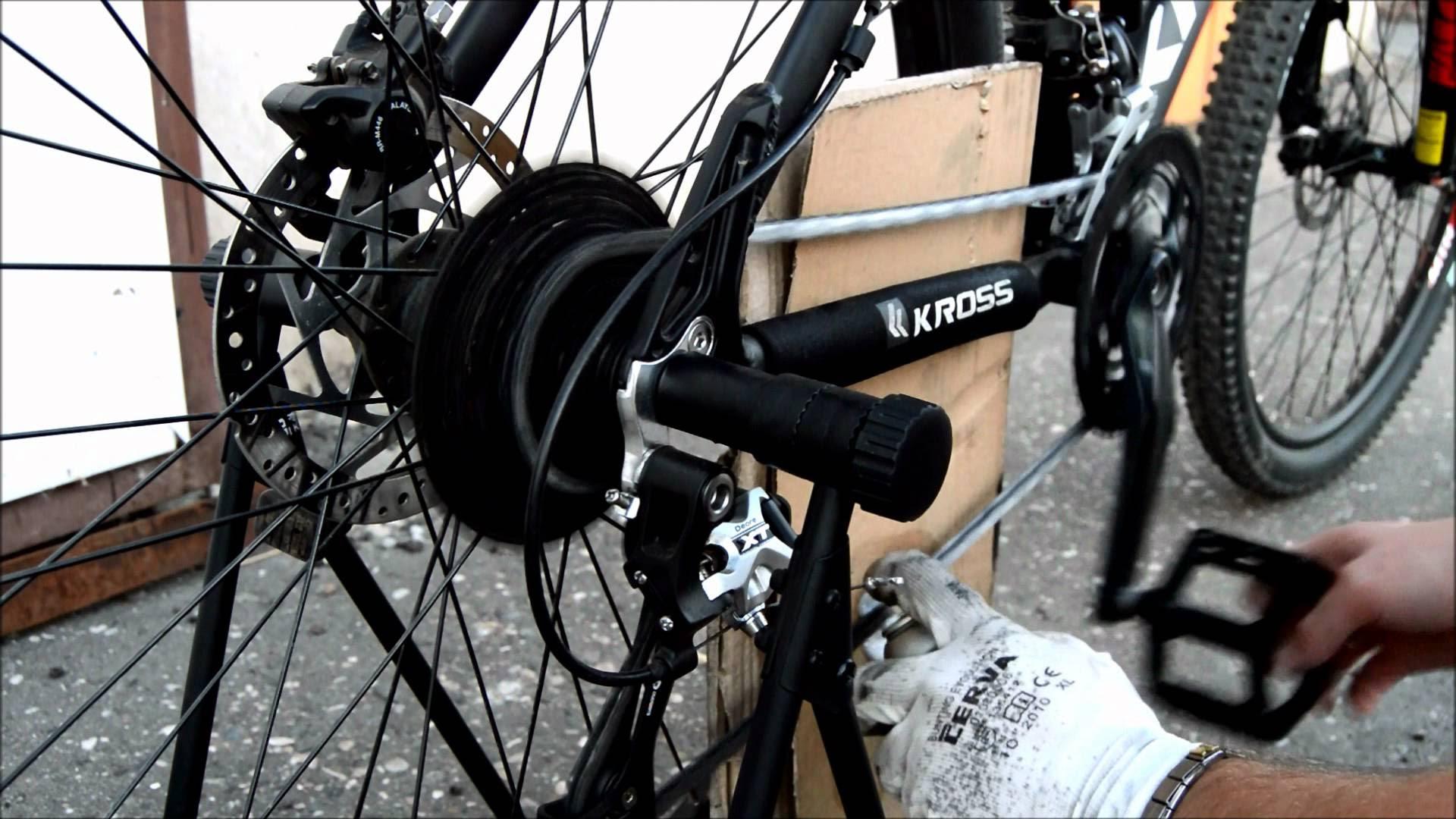 Качественный ремонт велосипедов