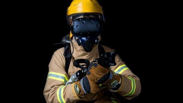 Виртуальная реальность поможет эффективной подготовке пожарных