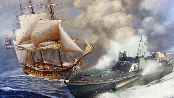 К морским боям War Thunder присоединился флот Советского Союза