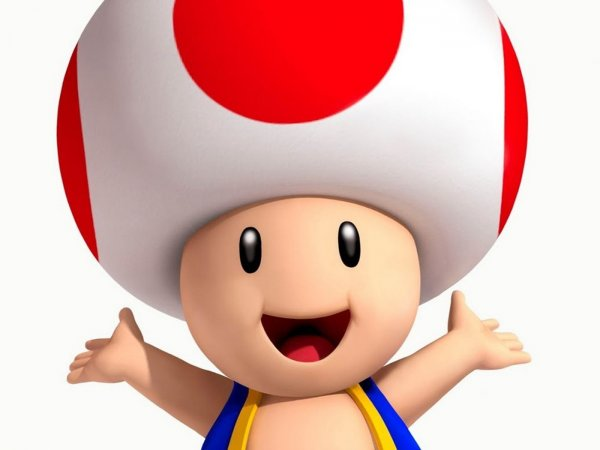 Nintendo раскрыли правду о голове Тоада из игр Mario