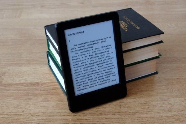 Придуман способ переделать старый Kindle