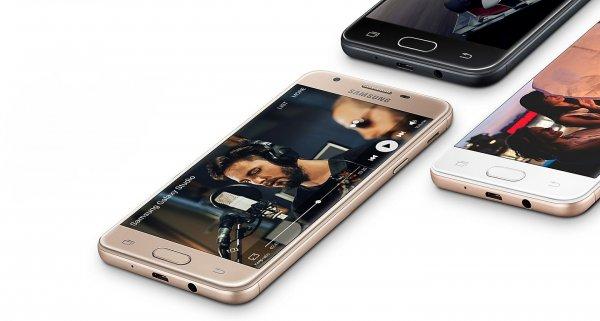 Смартфоны Galaxy J5 Prime и Galaxy Xcover 4 получат крупное обновление