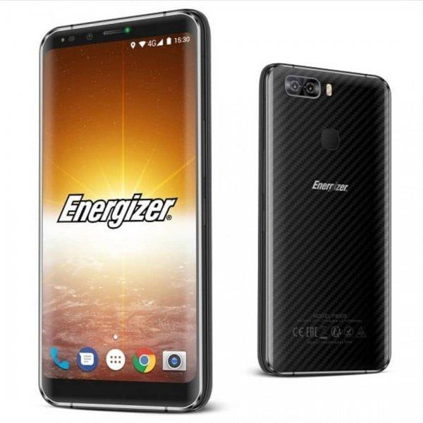 Energizer создала два смартфона с четырьмя камерами