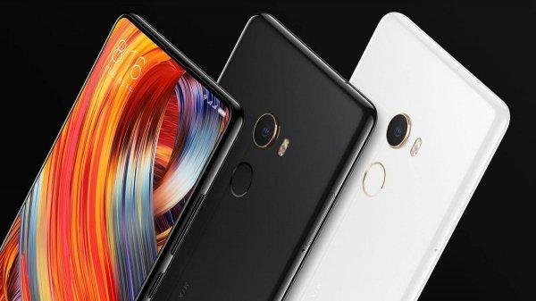 Смартфон Xiaomi Mi Mix 2s выйдет с нефритово-керамическим корпусом