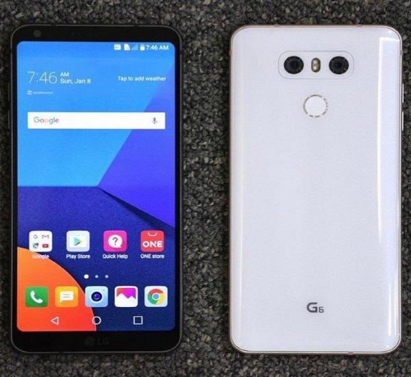 Камера LG G6 получила режим Super Bright Camera из LG G7